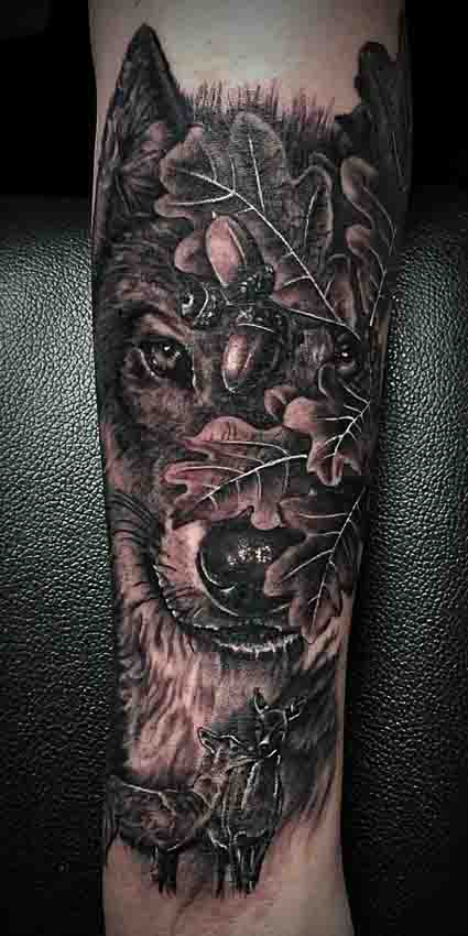 mike wolf mikes tattoo lifestyle. Black Bedroom Furniture Sets. Home Design Ideas
